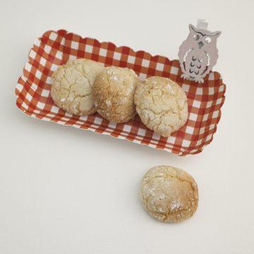 Biscotti Mimose con la Farina Bianca di Storo